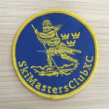 customized create a embroidery patch