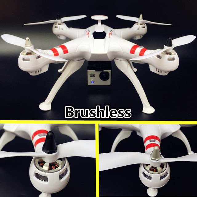 Brushless Quadcopter Profissional Drones with Camera HD 1080P 12Mp Rubber Gimbal RC Dron Helicopter Vs Huanqi h899 X8 X8C X8G