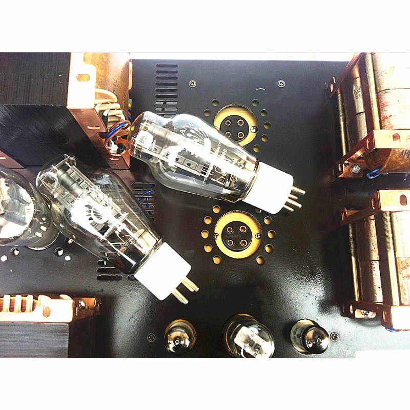 AUDIONOTE Circuit Copy 300B Single End Class A Biliary Electronic Tube  Amplifier