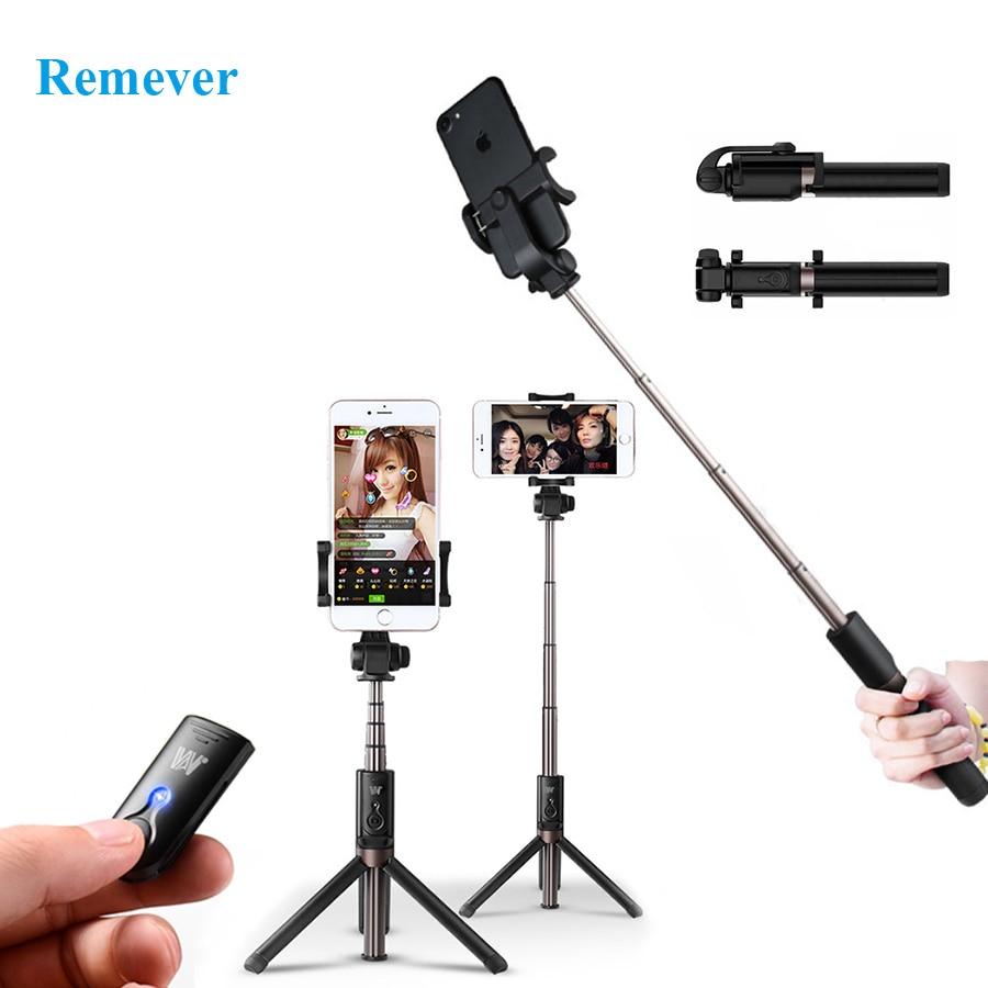 Neueste 3 in 1 Bluetooth Selfie Stick mit - Kamera und Foto