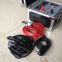 Loop сопротивление тестер 200a/100a DC Ом датчик Lightning защиты цифровой трансформатор заземления Измеритель сопротивления