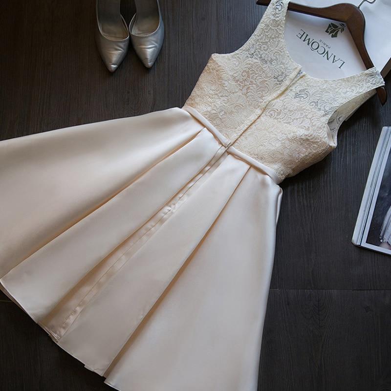 Fleur fille robe de soirée de mariage champagne bleu rouge sans manches vêtements dentelle enfant en bas âge bébé robe de soirée princesse costume enfant