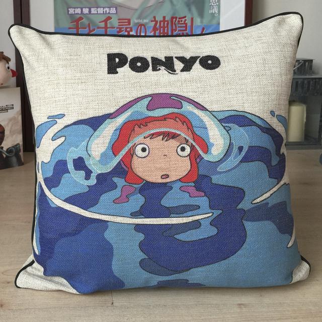 Studio Ghibli – Ponyo Pillow Cushion Cover