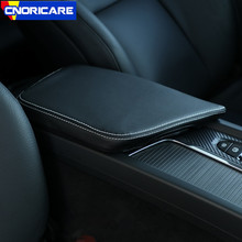 Автомобильный Стайлинг, центральная консоль, подлокотник, защитный рукав, декоративная крышка для Volvo XC60 LHD, внутренние модифицированные аксессуары