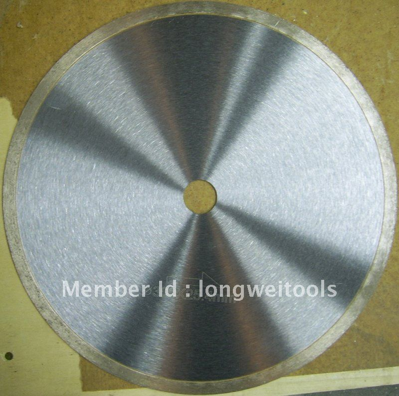 350mm Hot Press Continuous Rim 14diamond Cut Diamond Grinding Stone