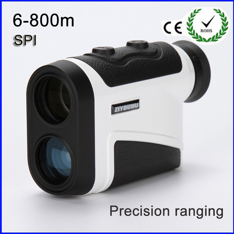 2017 New Arrival Hunting Monocular Telescope 6X25 Golf Laser range Distance Meter Rangefinder 800m Range Finder for Golf Sport new arrival multifunctional distance meter 4 500m laser rangefinder shimmer infrared ray night visions not including battery