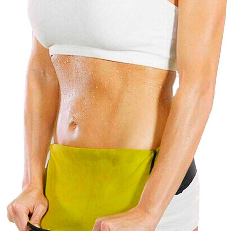f806124a1efa8 Neoprene Body Hot Shapers Trimmer Waist Cincher Shapewear Girdle Corset Belt  Waist Trainer Slimming Belt Belly