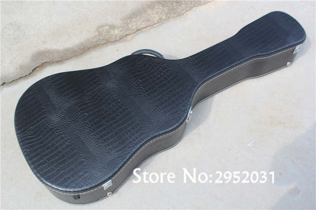 250277ca4b placeholder Hot Sale Hard Case used for 41 or 43 Inch Acoustic Guitar,L5  Guitar,