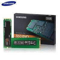 SAMSUNG SSD 860 EVO SATA M.2 250 GB 500 GB Внутренний твердотельный диск HDD жесткий диск V NAND 3 бит MLC SSD для ноутбука Desktop
