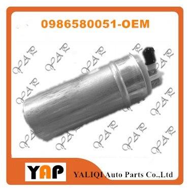 Pompe à carburant pour FITFORD FALCON ED EF EL Wagon 4.0L V6 Cyl et 5.0L V8 principale dans la pompe à carburant du réservoir 0986580051 1994-1998