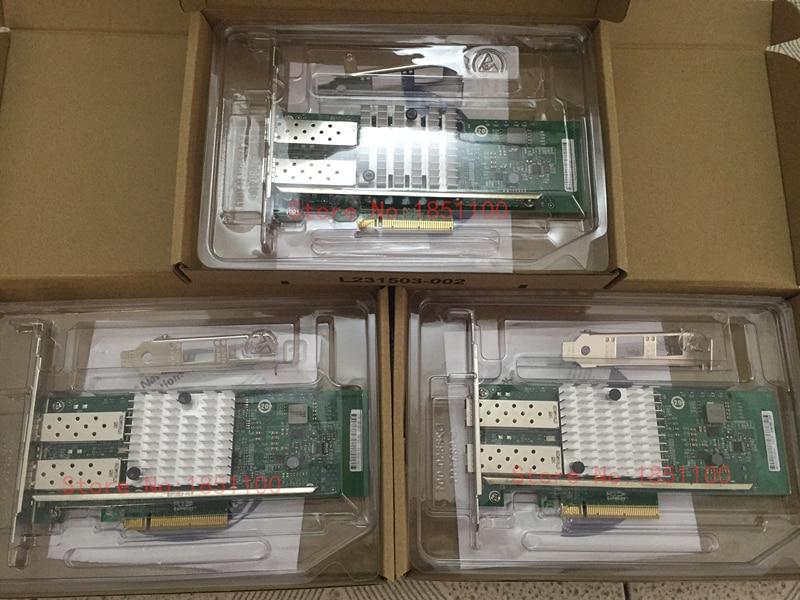 X520 SR2 Dual Port SFP 10G Ethernet Server Adapter NIC Card E10G42BFSR X520 DA2