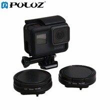 For GoPro Hero 5 Black edition /GoPro HERO5 52mm Lens Filter(CPL Filter+Lens Cap+Hex Spanner)&(UV Filter +Lens Cap +Hex Spanner)