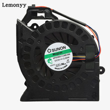 For HP pavilion DV6 DV6-6000 DV6-6050 DV6-6090 DV6-6100 DV7-6000 laptop CPU cooling fan cooler(China)