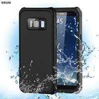 Case for Samsung S8 dual purpose waterproof shell Foreign Trade New sealed scuba diving outdoor sports mobile phone case
