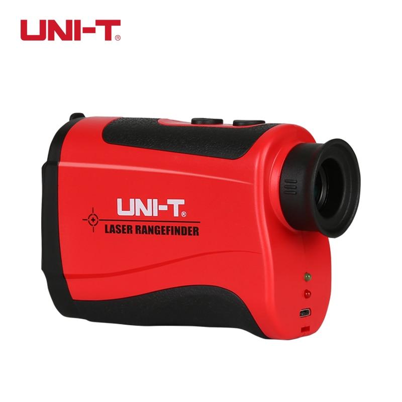 UNI T Golf Laser Rangefinders Laser Distance Meters Series 6X Telescope Accuracy 1yd LM600m/800m/1000m/1200m/1500m Monocular-in Laser Rangefinders from Tools    1