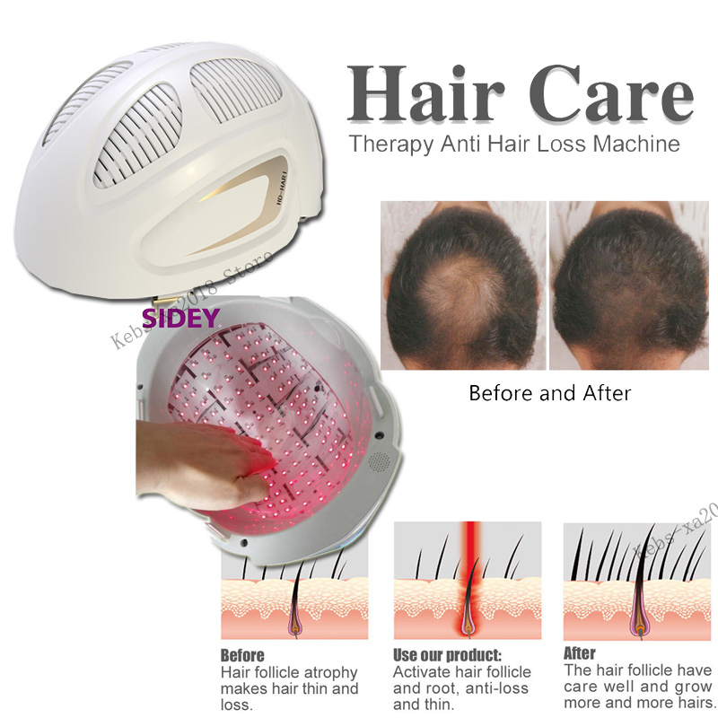 Newest Hair Regrow Laser Helmet 150 Medical Diodes Treatment Hair Loss Solution Hair Fast Regrowth LLLT Laser Cap