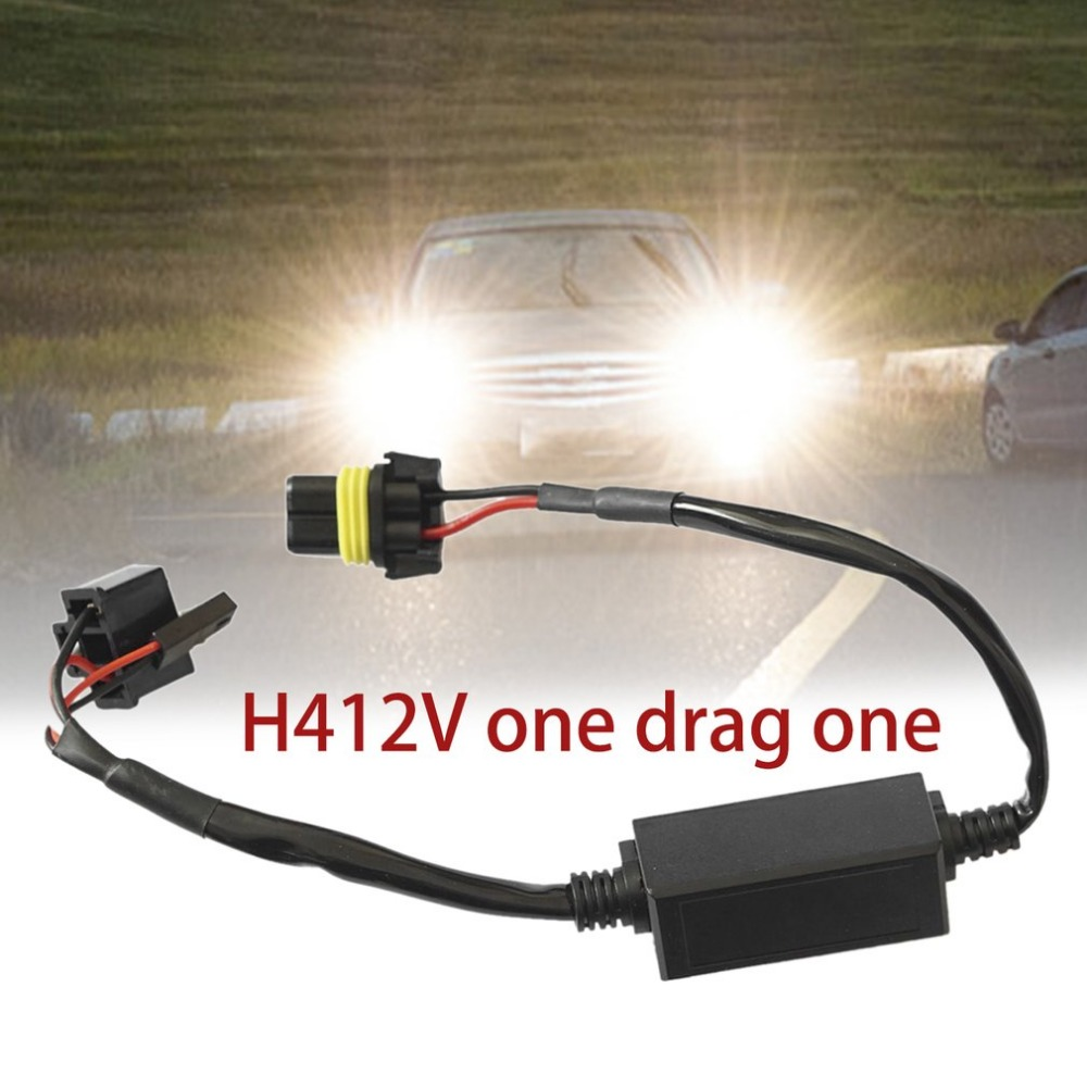 hight resolution of 2018 hid xenon bulb h4 wiring harness controller h4 flexible small relay cable wires for car auto headlight drop shipping in wire from automobiles