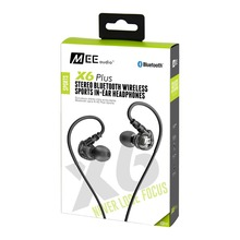 MEElectronics MEE Audio X6 Plus Stereo Bluetooth Wi-fi Sports activities In-ear Headphones Headset Handsfree Earphone auriculares inalam
