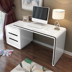 Computador mesa de estudo escritório móveis para casa painel notebook mesa soporte caderno ordenar cajones novo 120*60*76cm escritorio