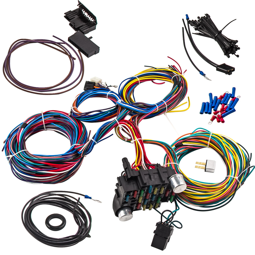 Hot Rod Wiring Harnes Kit