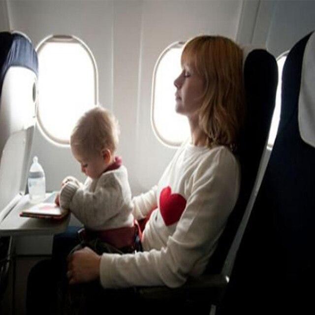E24 Регулируемая Детских Удерживающих Самолет Ремень безопасности Extender Авиакомпании Пояса Расширение Для Детей Безопасности детские Автокресла