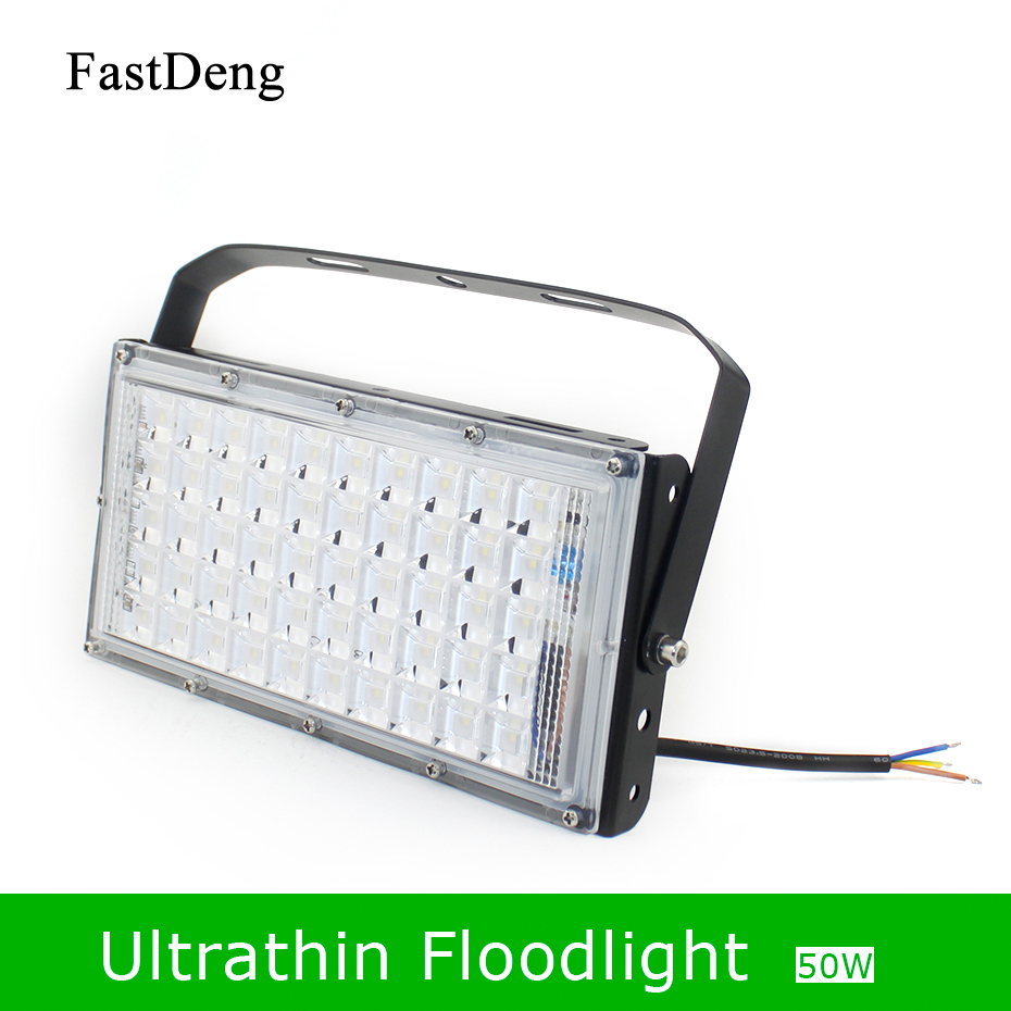 Waterproof IP65 Flood Light Outdoor Diamond Led Projector Led Exterior Foco Led Exterior Spotlight Aluminum 50W new 4u industrial computer case parkson 4u server computer case huntkey baisheng s400 4u standard computer case