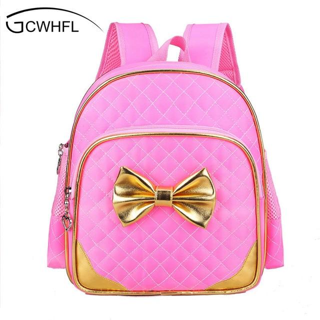 fd135f354bc4 Детские школьные рюкзаки для девочек 2-7 лет, детские школьные сумки для  девочек,