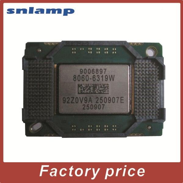 Nuevos proyectores de chip DMD 8060-6318W / 8060-6319W en tipo - Audio y video casero