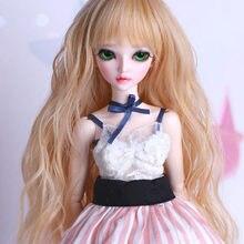 Gelukkig Amethist doll 1/4 bjd pop sd pop MiniFee Chloe Pop (gratis ogen + gratis make up)