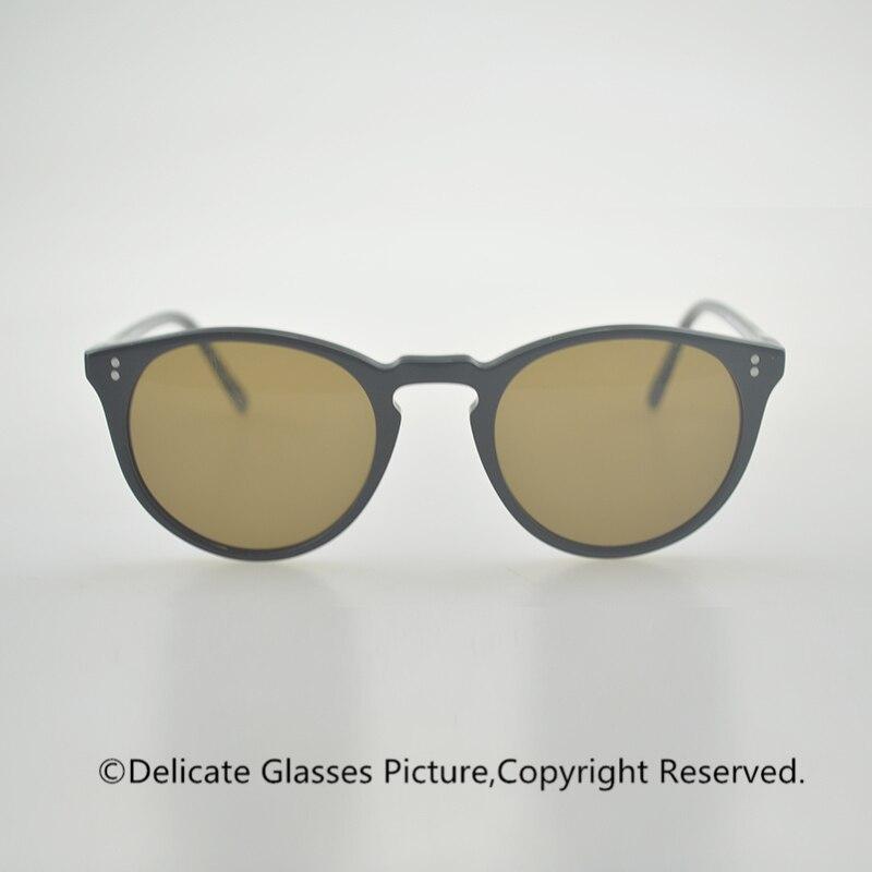 f2ffab07f0e9f0 Retro Sunglasses 2018 O malley NYC Round Sunglass Men Women OV5183 ...