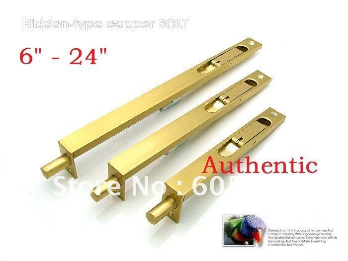 100% quality assurance pure copper door with concealed door bolt Xiao QB-T 6 ~ 2449$-80$+ FREE SHIPPING chongqing quality 100% copper winding rotor