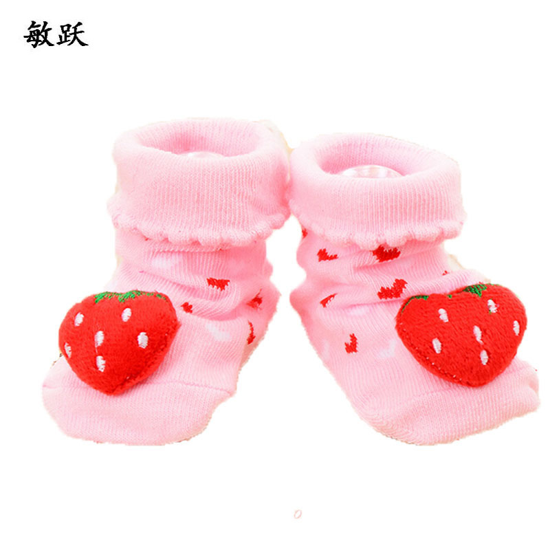 ᐊ0 12months Cute Hello Kitty © New New Born Baby Socks ᗑ