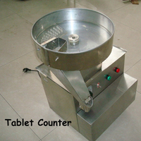 Free Shipping By DHL 1 Set Counting Equipment Counter Filler For Capsule Tablet Counting Machine