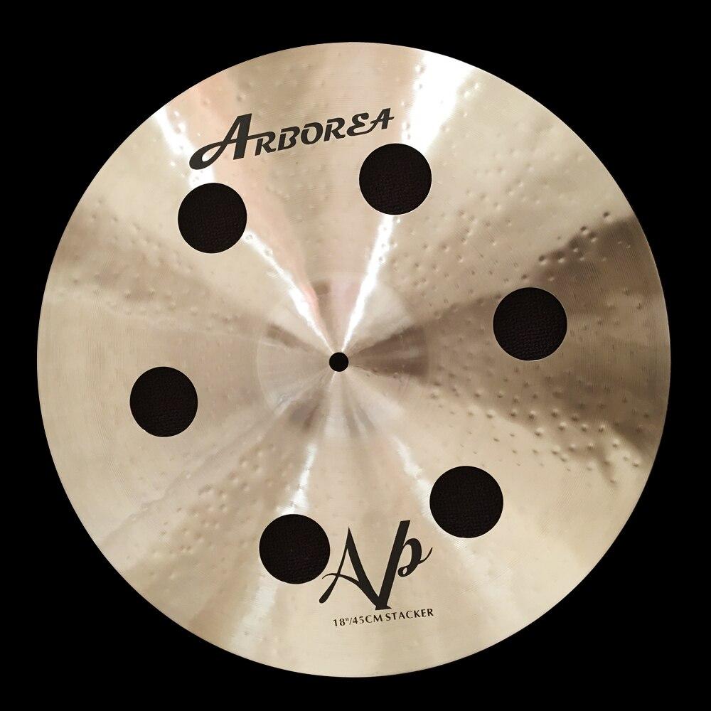 Arborea handmade cymbal, AP 18 o-zone crash