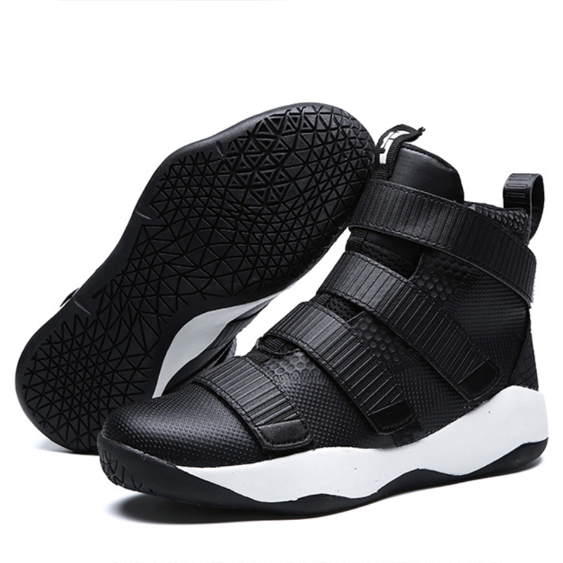New Arrival Men Basketball Shoes Ankle Boots Slip-on Comfortable Stability Outdoor Sneakers Professional Sport Boots lacywear жилет vok 1 svm
