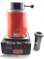 2KG Mini Electric Melting Machine Gold Silver Metal Furnace, Jewelry Making Tools & Equipment, Jewelry Casting tools