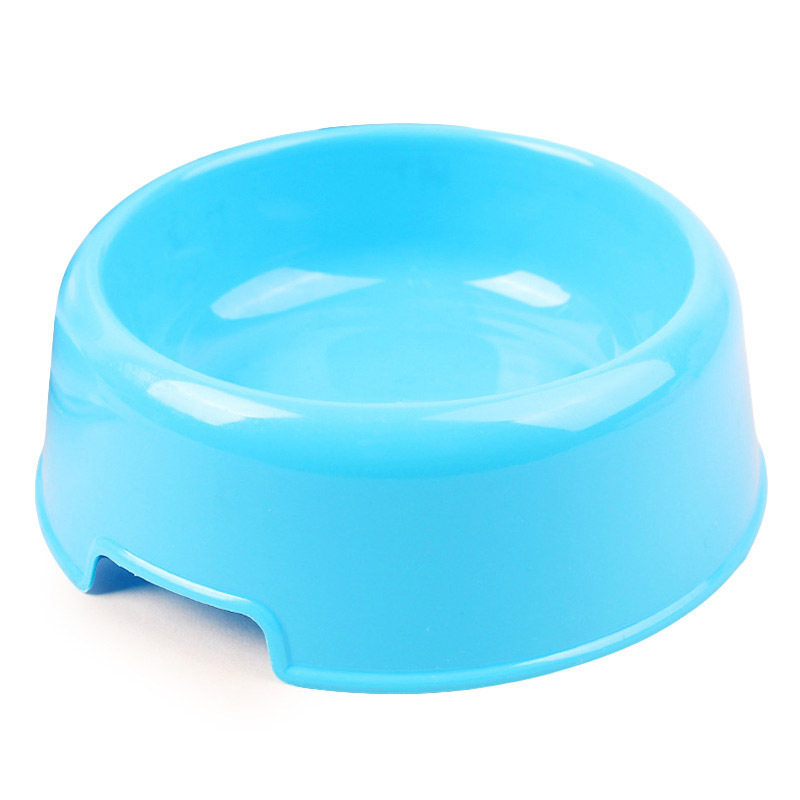 Dog Bowl Plastic Travel Cat Dog Bowls Feeding Feeder Water Bowl For Pet Dog Cat Puppy Food Bowl Water Dish 5 Colors Accessories 3