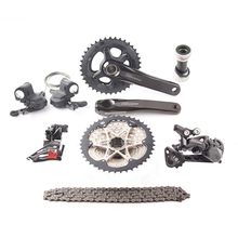 Original SHIMANO DEORE M6000 2x10s Speed 11 42T MTB Mountain Bike Accessories Bicycle Groupset Shifter Derailleur