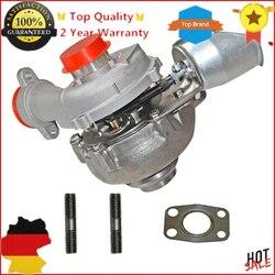 Turbosprężarka turbosprężarki AP02 do mazdy Volvo Ford Focus c max 1.6 TDCi 80 kW 109 km DV6TED4 3M5Q 6K682 AK 753420 3M5Q 6K682 AE na