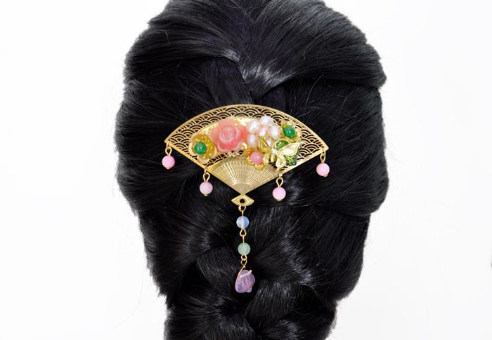 Costumes & Accessories Useful Ancient Hair Ornaments Vintage Hair Accessories Vintage Hair Decoration Hair Clip Cap Crown Warrior Cosplay Accessories