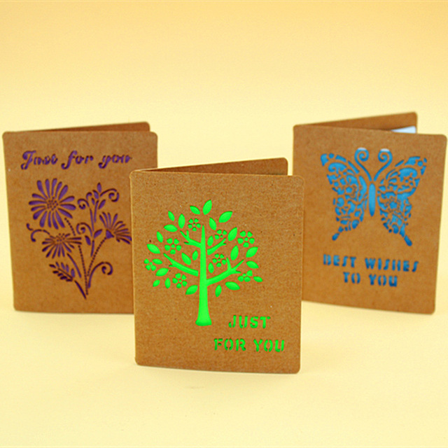 18 pieceslothollow valentines day greeting card kraft paper card 18 pieceslothollow valentines day greeting card kraft paper card holiday birthday m4hsunfo