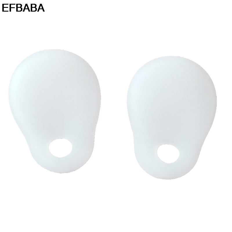 EFBABA Silicone Insole Orthopedic shoe Insole inserts Hallux Valgus Toe Deformation Pain Nursing Protective Shoe Pad Accessoires valgus pro в казахстане на сландо