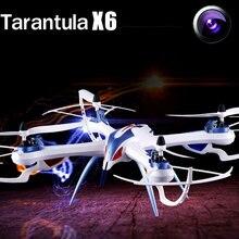 Tarantula YiZhan X6 2.4G 4CH 6-Axis Drone RC Quadcopter Helicóptero Juguetes Puede Añadir 2MP o Gran Angular Cámara de 5MP