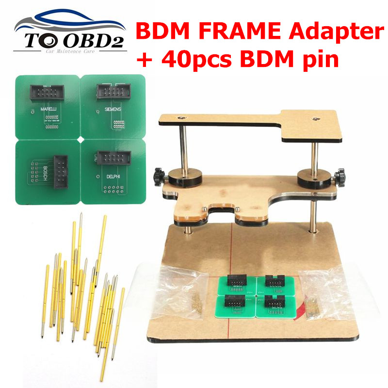 For BDM Frame Pin