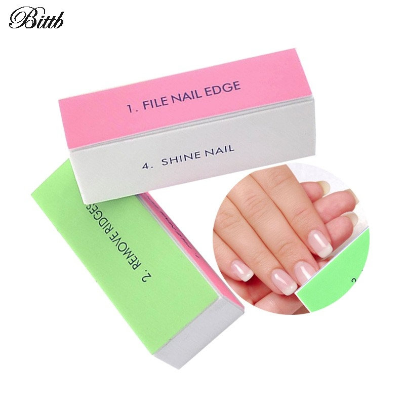 4-Way Mini Nail Buffer Block is rated out of 5 by Rated 5 out of 5 by Grandee7 from Love the convenient size My husband and I use the 4way buffer. It is the right size and easy to use/5(17).