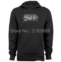 Morbid Death Metal Band From The Dark Mens Womens Graphic Hoodies Sweatshirts