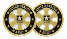 low price Custom coins hot sales U.S. Army Cut Out Challenge Coin High quality metal Collection of coins coin FH810185 low price custom coin hot sales u s navy ethos challenge coin high quality metal coins fh810189