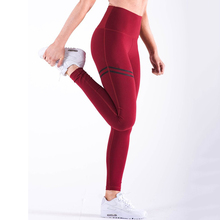 Hot New!!Women's Sexy Sport Running Pants Yoga leggings for fitness female jogging pant push up Hips Gym workout Legging Tights