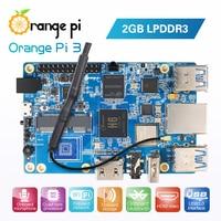 Orange Pi 3 H6 2GB LPDDR3 AP6256 Bluetooth5.0 4*USB3.0 Support Android 7.0, Ubuntu, Debian