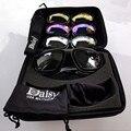Espião óculos de Sol Choppers Moto Espuma Acolchoada À Prova de Vento Equitação Óculos Óculos de Sol Óculos de Tactical Equitação óculos
